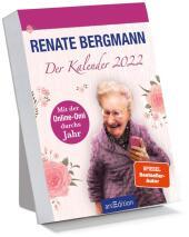 Renate Bergmann - Der Kalender 2022. Mit der Online-Omi durchs Jahr