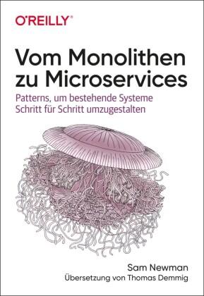 Vom Monolithen zu Microservices