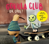 Gorilla Club. OK COOL!, 1 Audio-CD Cover