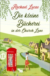 Die kleine Bücherei in der Church Lane