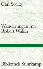 Wanderungen mit Robert Walser