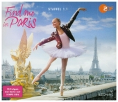 Find me in Paris - Hörspiel, 3 Audio-CD
