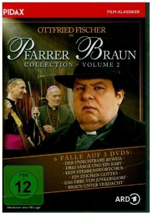 Pfarrer Braun Collection, 1 DVD