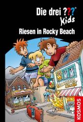 Die drei ??? Kids - Riesen in Rocky Beach Cover