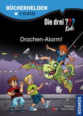 Die drei ??? Kids, Drachen-Alarm! Cover