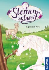 Sternenschweif, 68, Alpaka in Not
