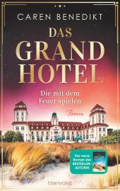 Das Grand Hotel - Die mit dem Feuer spielen Cover