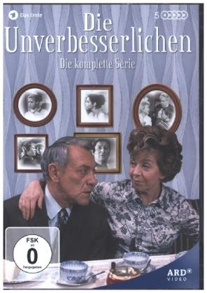 Die Unverbesserlichen - Die komplette Serie, 5 DVD