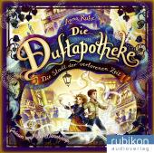 Die Duftapotheke - Die Stadt der verlorenen Zeit, 1 Audio-CD, MP3