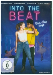 Into the Beat - Dein Herz tanzt, 1 DVD Cover