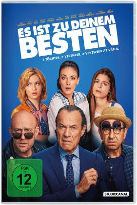 Es ist zu deinem Besten, 1 DVD