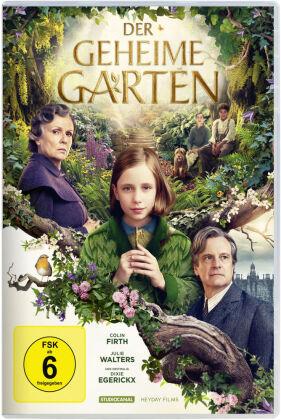 Der geheime Garten, 1 DVD