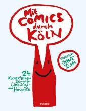 Mit Comics durch Köln