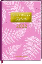 Mein 3 Minuten Tagebuch 2022 - Farn (All about rosé)