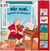 Hör mal, kennst du Mozart?, m. Soundelementen Cover