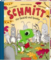 Schmitt - Mit Geduld und Spucke(Bd. 2)
