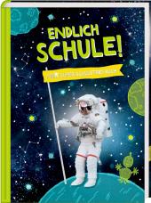 Kleines Geschenkbuch - Cosmic School - Endlich Schule! (Astronauten)