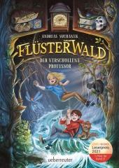 Flüsterwald - Der verschollene Professor