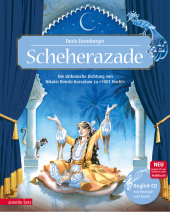 Scheherazade, m. 1 Audio-CD Cover