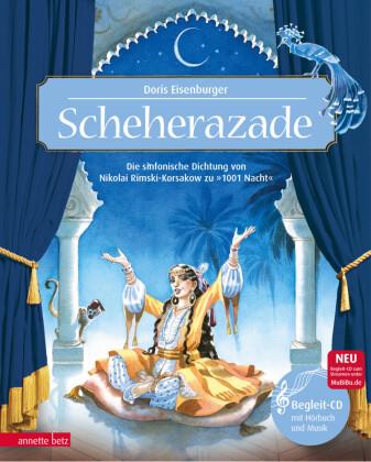 Scheherazade, m. 1 Audio-CD