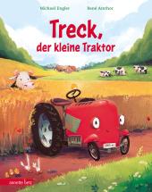 Treck, der kleine Traktor Cover