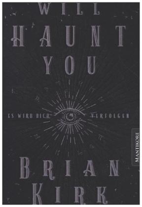 Will haunt you - Dieses Buch wird dich verfolgen