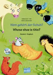 Wem gehört der Schuh? / Whose shoe is this?