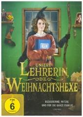 Unsere Lehrerin, die Weihnachtshexe, 1 DVD Cover