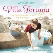 Villa Fortuna, 2 Audio-CD, 2 MP3 Cover