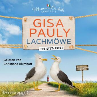 Lachmöwe, 2 Audio-CD, 2 MP3