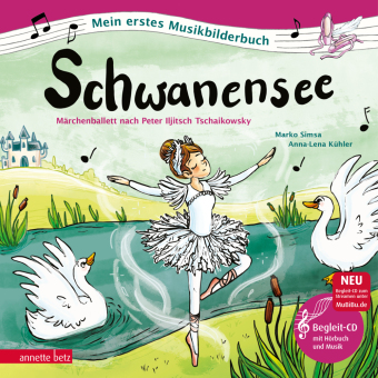 Schwanensee, m. 1 Audio-CD