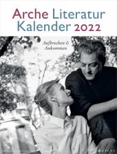 Arche Literatur Kalender 2022 Cover
