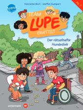 TEAM LUPE ermittelt (1). Der rätselhafte Hundedieb Cover