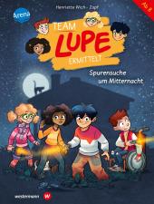 TEAM LUPE ermittelt (2). Spurensuche um Mitternacht Cover