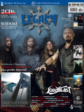 Legacy Magazin, The Voice from the Darkside, m. 2 Audio-CDs