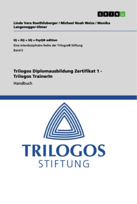 Trilogos Diplomausbildung Zertifikat 1 - Trilogos TrainerIn