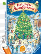 tiptoi® Mein großer Adventskalender Cover