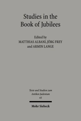 Studies in the Book of Jubilees