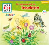 WAS IST WAS Junior Hörspiel. Die spannende Welt der Insekten, Audio-CD