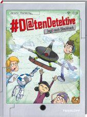 #Datendetektive. Band 4. Jagd nach Blackhack Cover