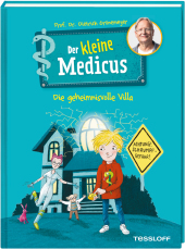 Der kleine Medicus. Band 1. Die geheimnisvolle Villa Cover