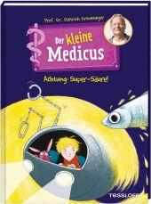 Der kleine Medicus. Band 2. Achtung: Super-Säure! Cover