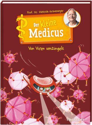 Der kleine Medicus. Band 3. Von Viren umzingelt
