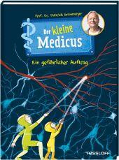 Der kleine Medicus. Band 4. Ein gefährlicher Auftrag Cover