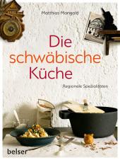 Die schwäbische Küche Cover