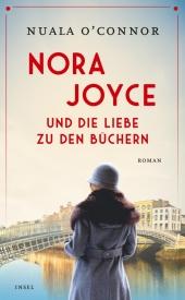 Nora Joyce und die Liebe zu den Büchern Cover