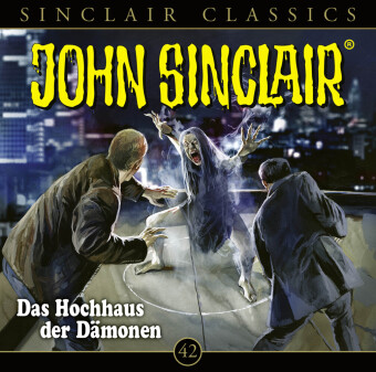 John Sinclair Classics - Folge 42, Audio-CD