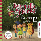 Petronella Apfelmus - Hörspiele zur TV-Serie 12, Audio-CD