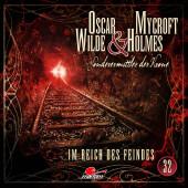 Oscar Wilde & Mycroft Holmes - Folge 32, Audio-CD