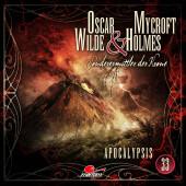 Oscar Wilde & Mycroft Holmes - Apocalypsis. Sonderermitler der Krone, Audio-CD